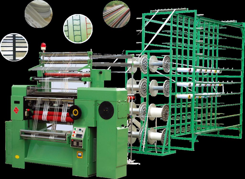 Máy dệt đai theo hoa văn tự động tốc độ cao đa chức năng K900B8